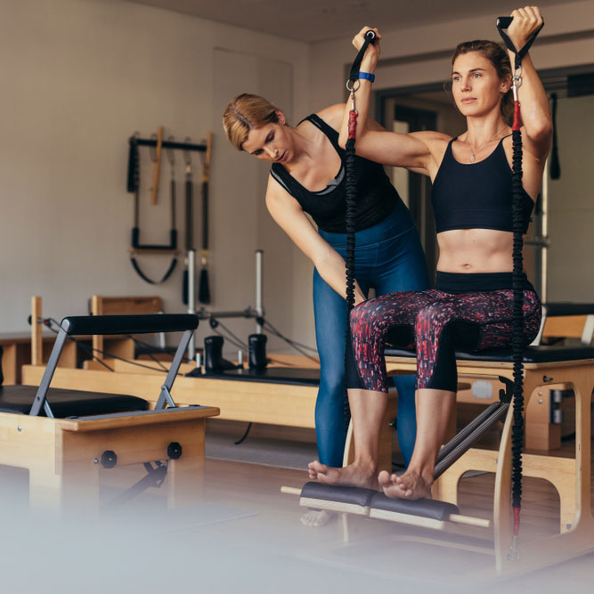 Active Solutions Clinical Pilates Ascot