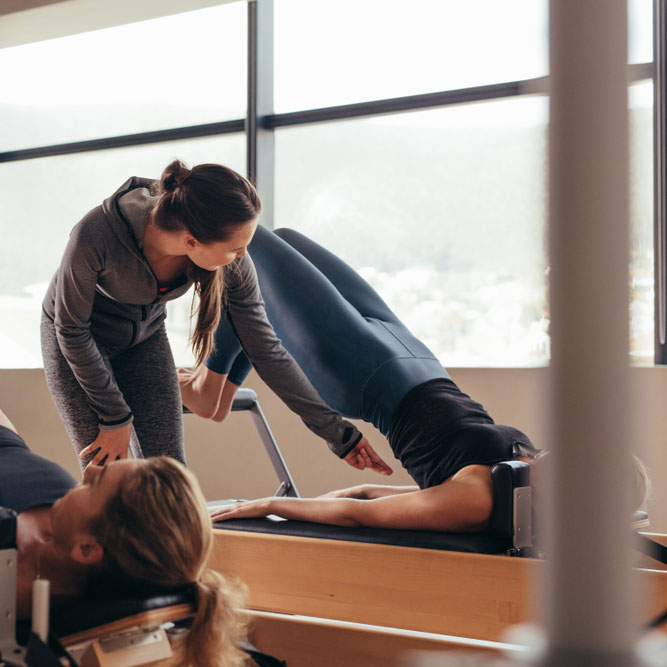 Active Solutions Pilates in Ascot