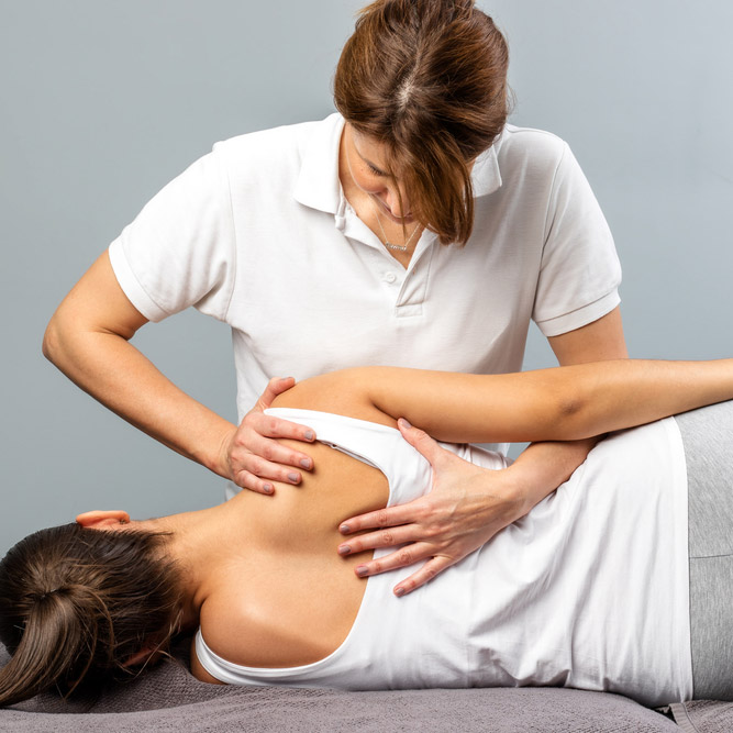 Physiotherapy in Ascot