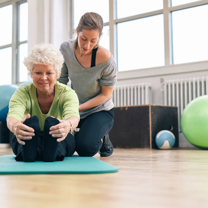 Pilates Treatment in Ascot
