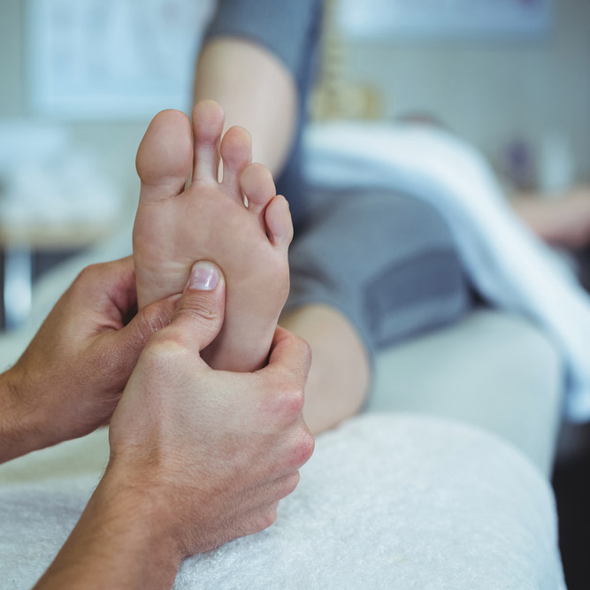 Podiatry in Ascot Berkshire